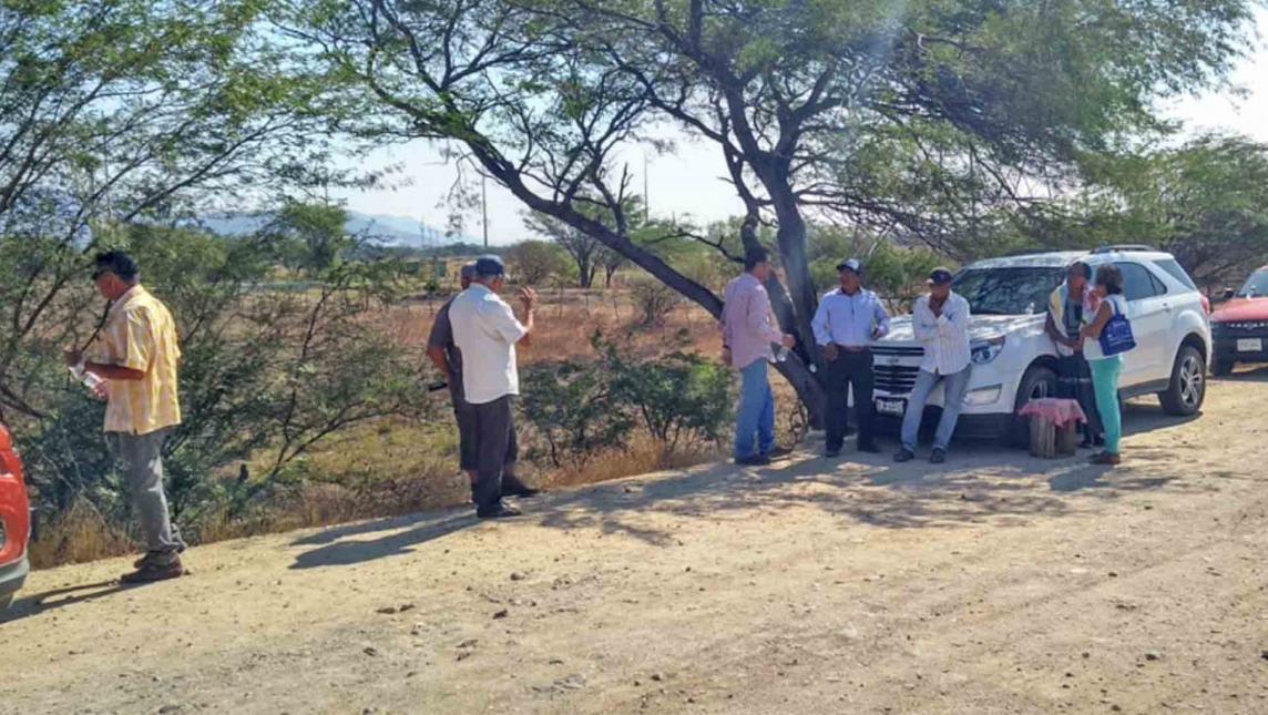 Campesinos, sin respuesta de eólicas (Oaxaca)