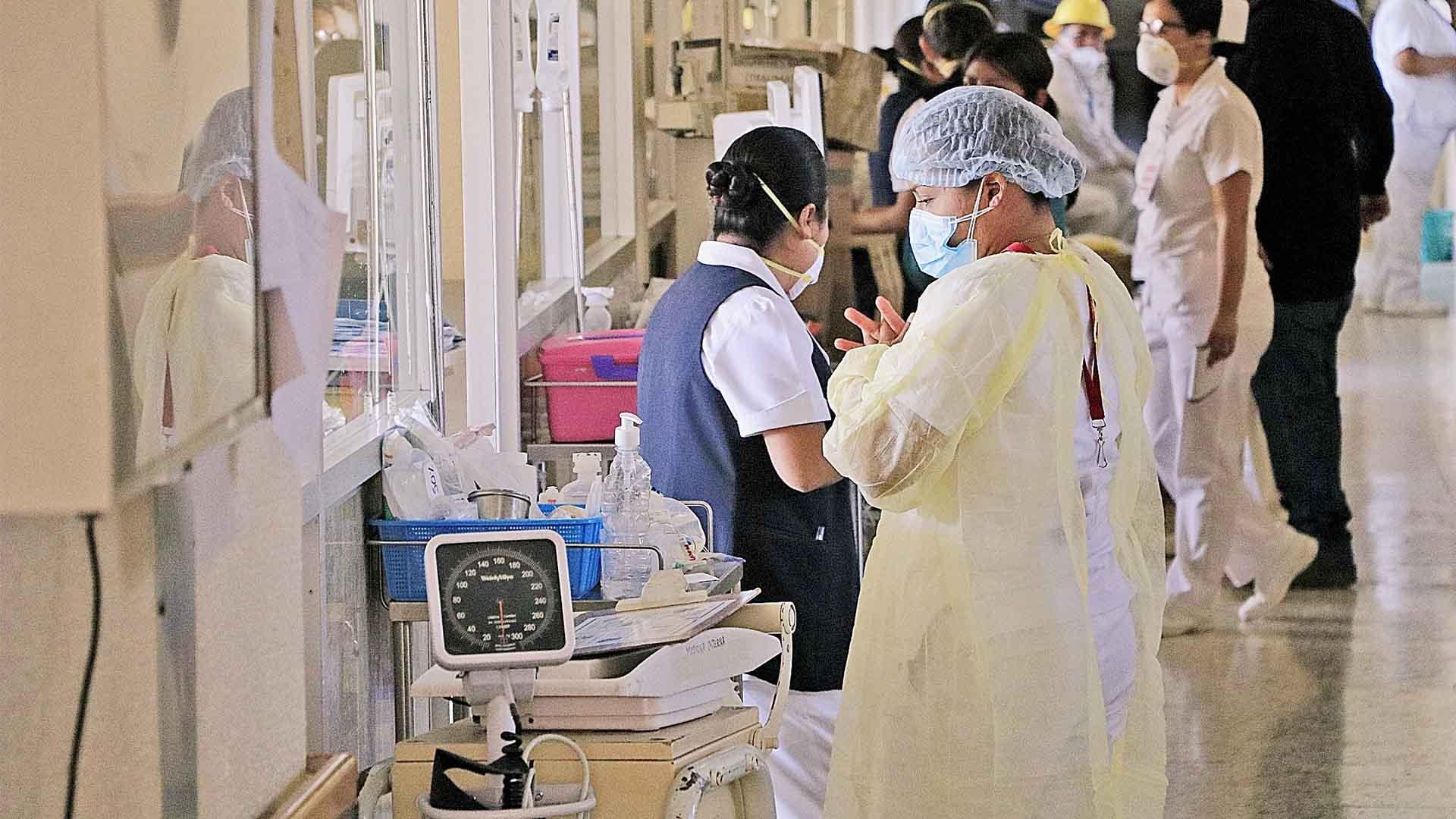 Hospital Civil de Oaxaca, infectado y anémico Emilio Morales Pacheco