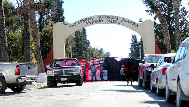 Seguirá Sutuaaan en paro en la Narro (Coahuila)