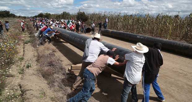 Pueblos, sin consulta previa por hidroeléctrica en Coyomeapan y PIM: CDH