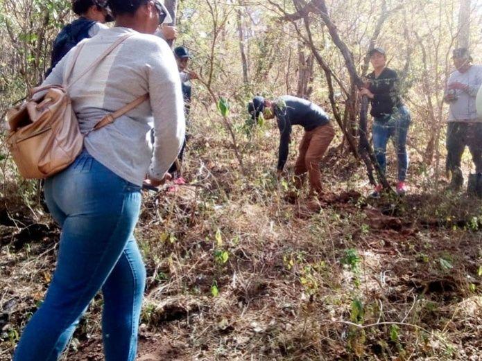 Rastreadoras mantienen la esperanza de localizar fosas clandestinas (Sinaloa)