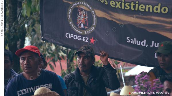 Gobernación y Chilapa, Guerrero