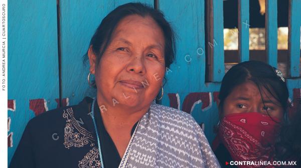 Militarización, para asegurar despojo contra los pueblos indígenas: Marichuy
