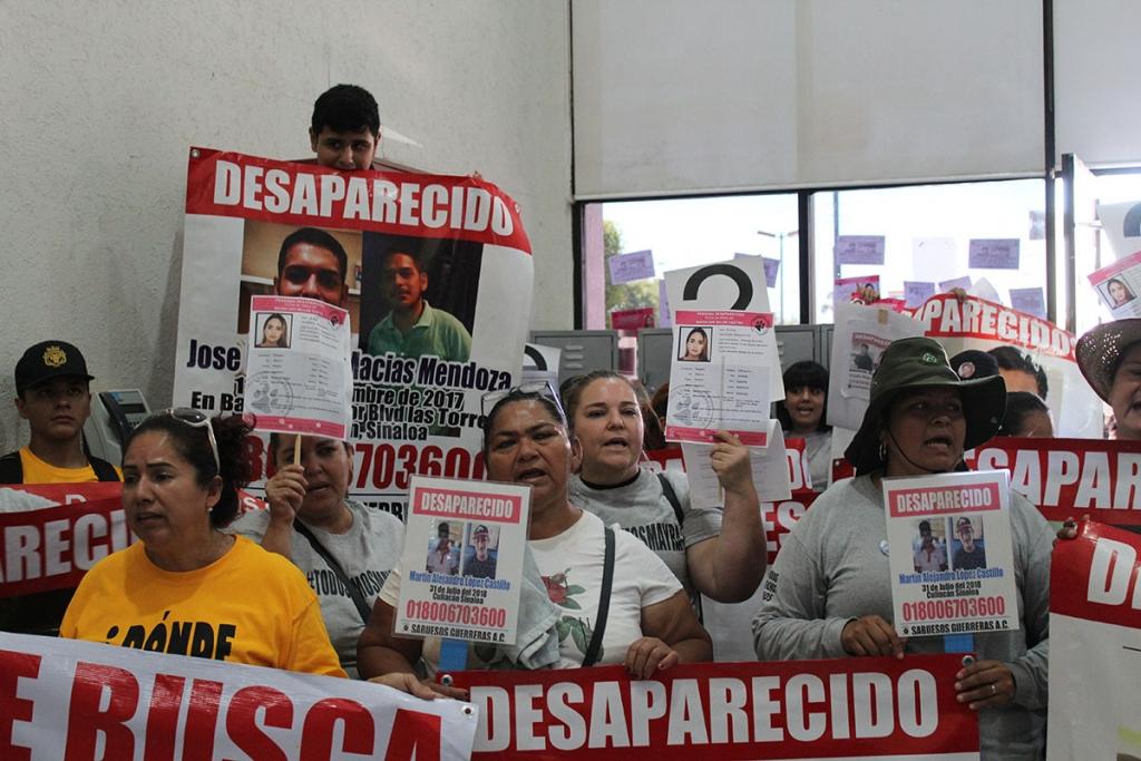 Marcha por los desaparecidos | Relatos del dolor colectivo (Sinaloa)