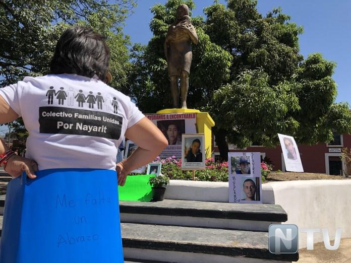 """Me falta un abrazo"": madres en Tepic recuerdan a hijos desaparecidos (Nayarit)"