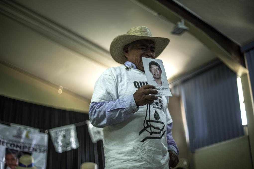 La travesía de la Quinta Caravana de Búsqueda por Michoacán