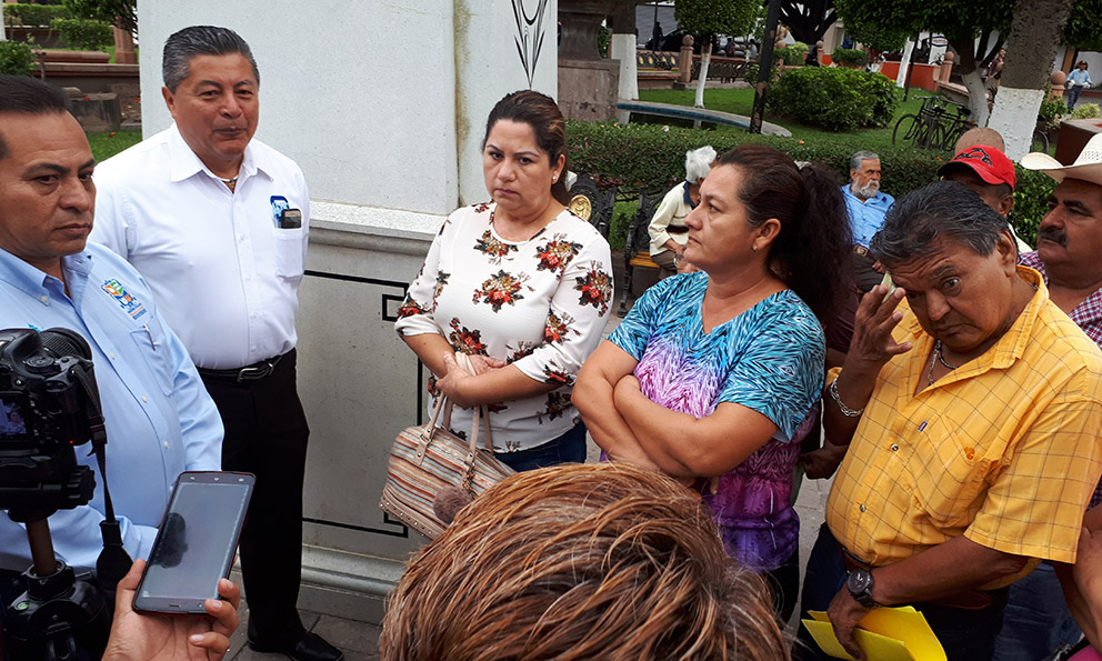 Carencia de agua, un problema cada vez más constante (San Luis Potosí)