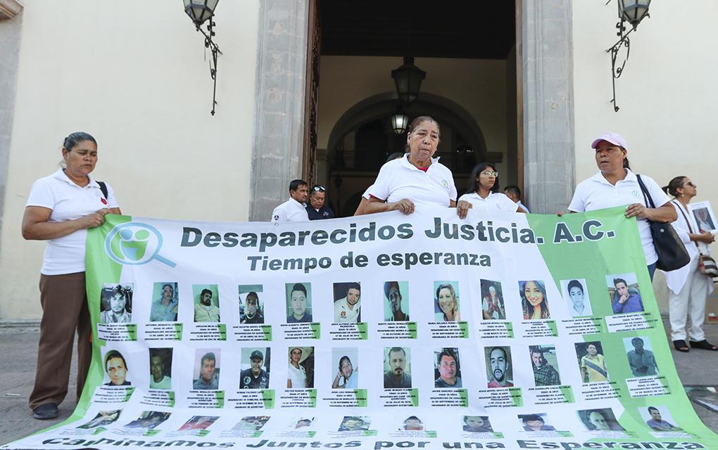 Desaparecidos: Búsqueda, no simulación (Querétaro)