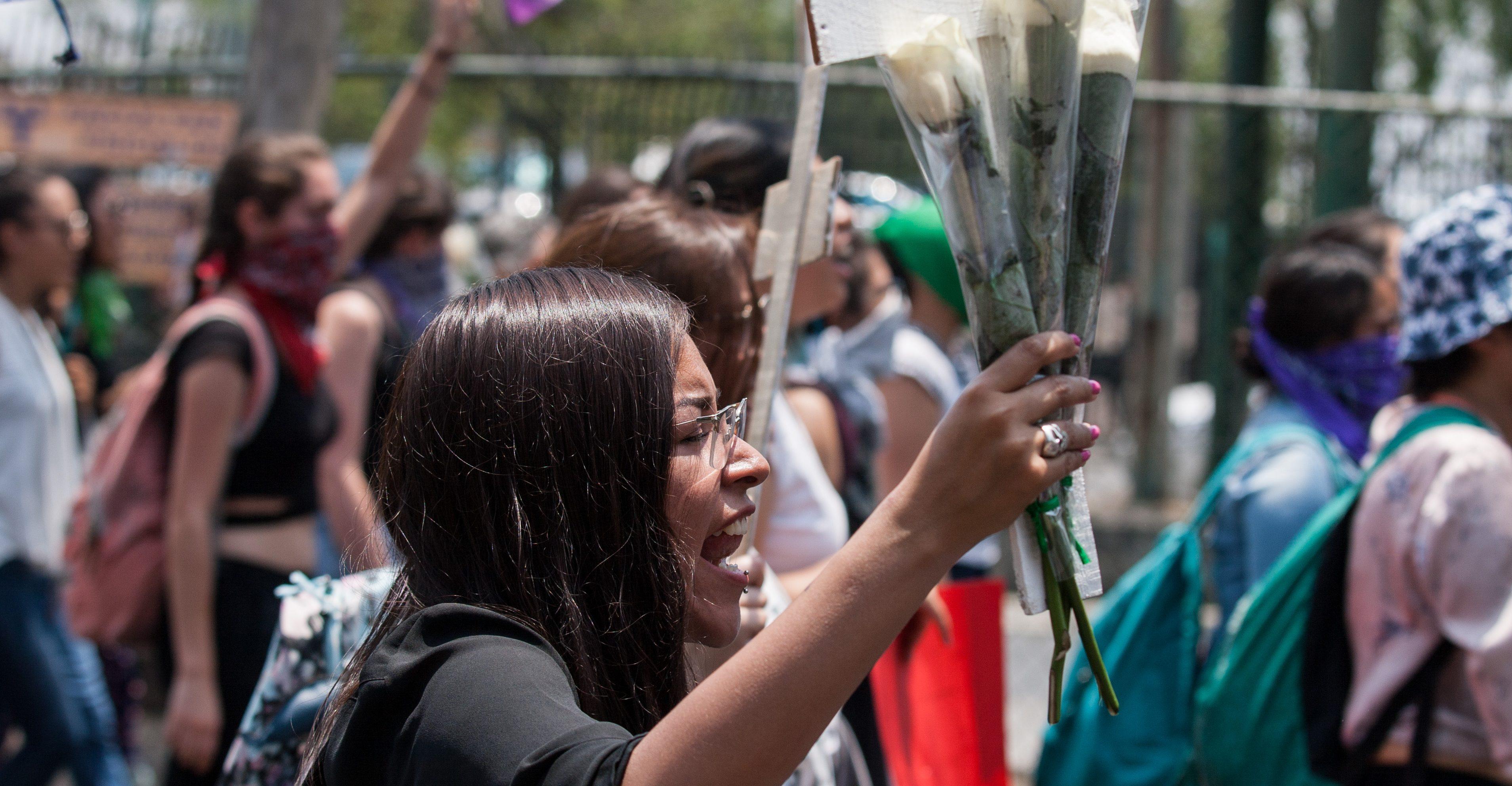Organizaciones exigen a autoridades locales y federales que decreten la Alerta de Género en CDMX