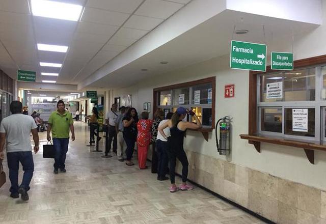 Sector Salud Tamaulipas sin medicinas por adeudo (Tamaulipas)