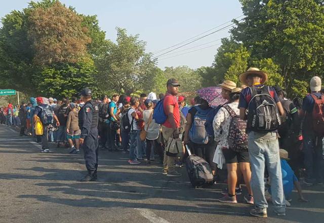 Tamaulipas pedirá a federación atender crisis migratoria