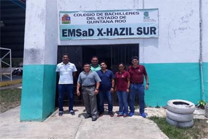 Maestros se sumarán a protesta de integrantes del Sitacobaqroo en Chetumal