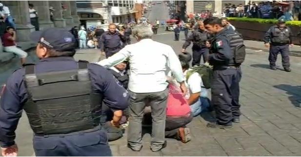 """Hieren a periodista en balacera de Cuernavaca, """"fue contra nosotros"""""""