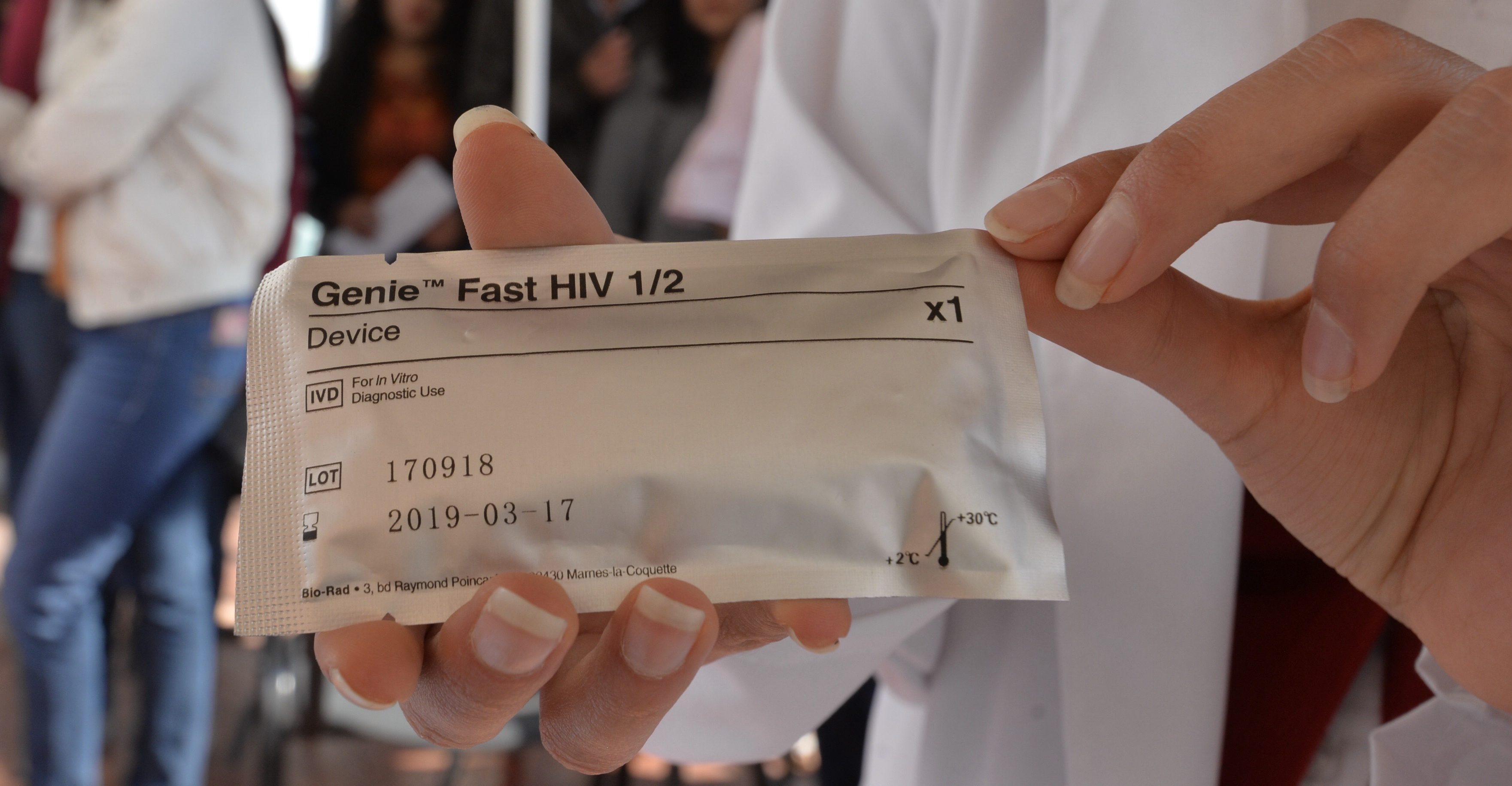 De VIH a SIDA por desabasto de antirretrovirales (Tamaulipas)