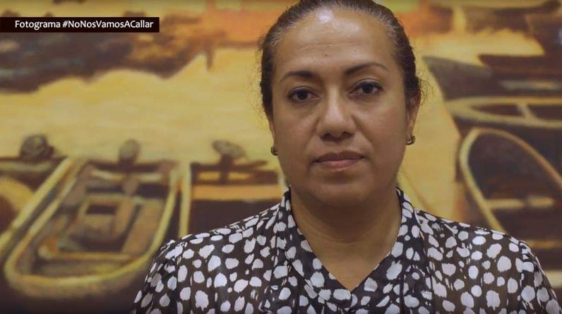 Sujetos armados persiguen a la periodista Alicia Blanco, en Cosamaloapan, Veracruz