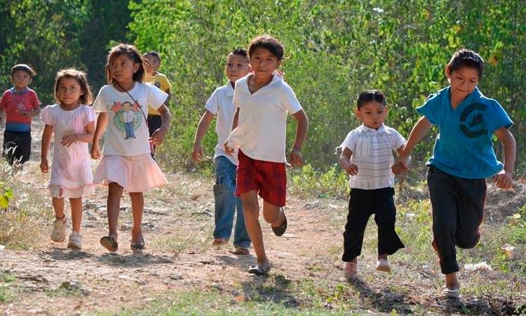 Predominan entre niños migrantes los de Veracruz, Oaxaca y Chiapas