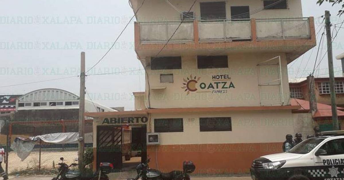 Detienen a 8 migrantes cubanos hospedados en un hotel en Veracruz, México