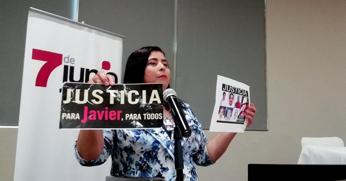 """Mensaje a la Feadle: """"En Sinaloa, los periodistas no olvidamos que tenemos una cuenta pendiente"""""""