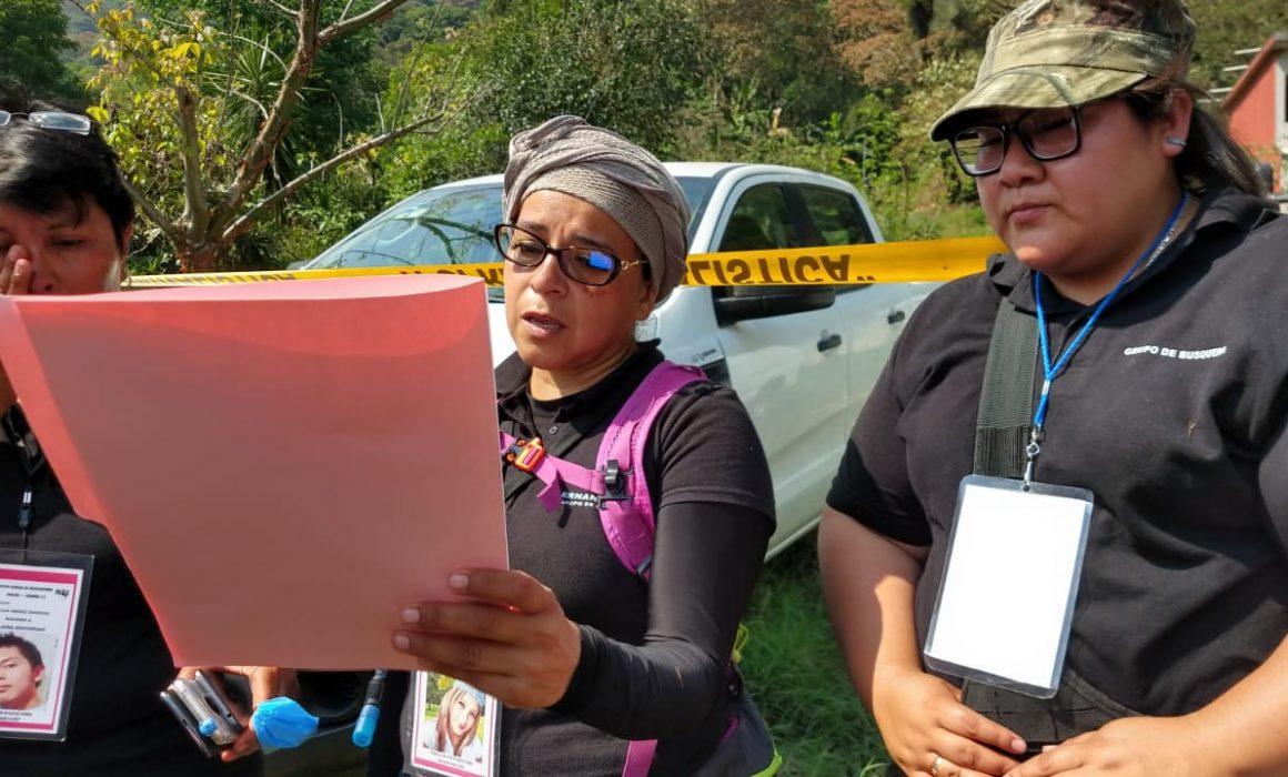 Hallan más fosas en Río Blanco; podría haber más cuerpos (Veracruz)