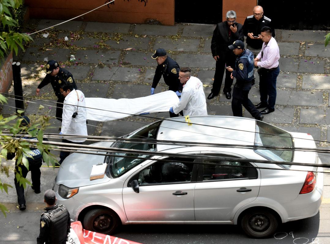 """""""Luz roja"""" en la CDMX: aumentan secuestros 550%, extorsión 127%, homicidios 48%…"""
