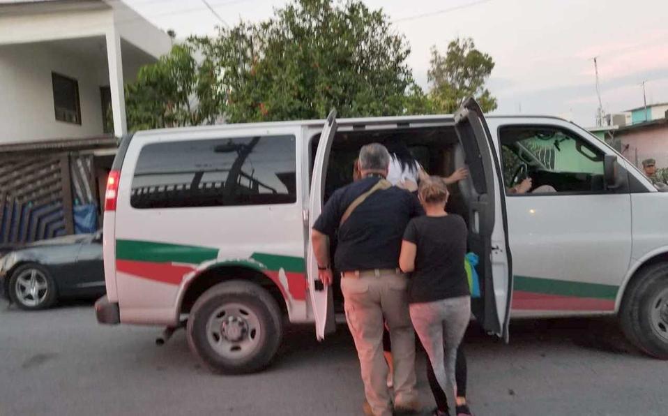 Aseguran en Matamoros a 4 migrantes cubanos (Tamaulipas)