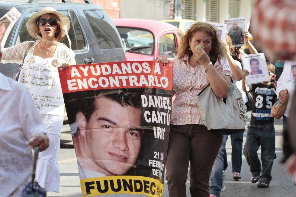 Exigen que Coahuila aplique propuestas de consultoría colombiana por búsqueda de desaparecidos