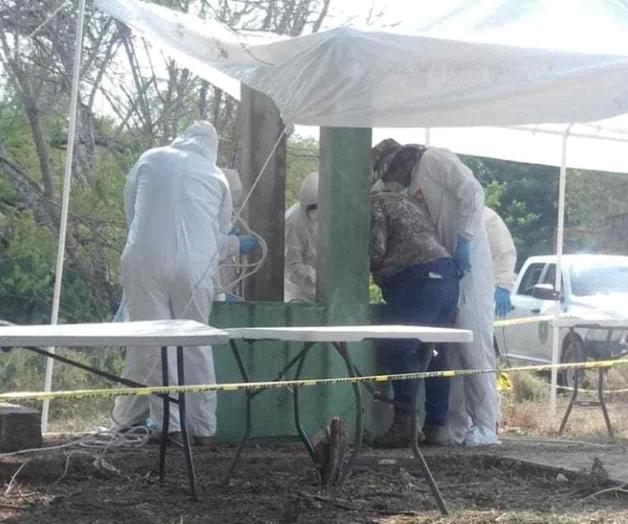 Encuentran en fosa más restos humanos (Tamaulipas)