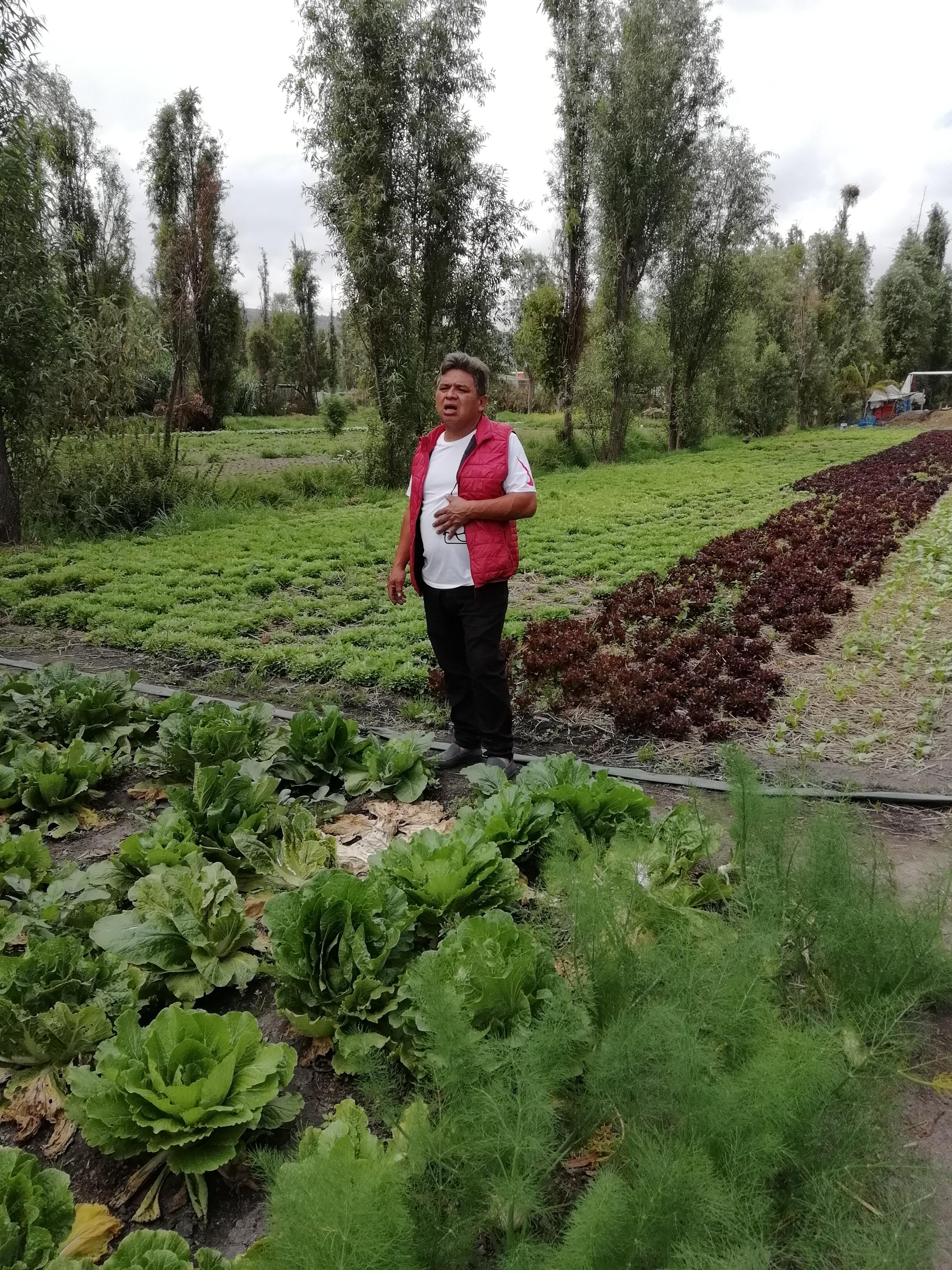 Defensa de la producción y de la alimentación desde las tierras de San Gregorio Atlapulco