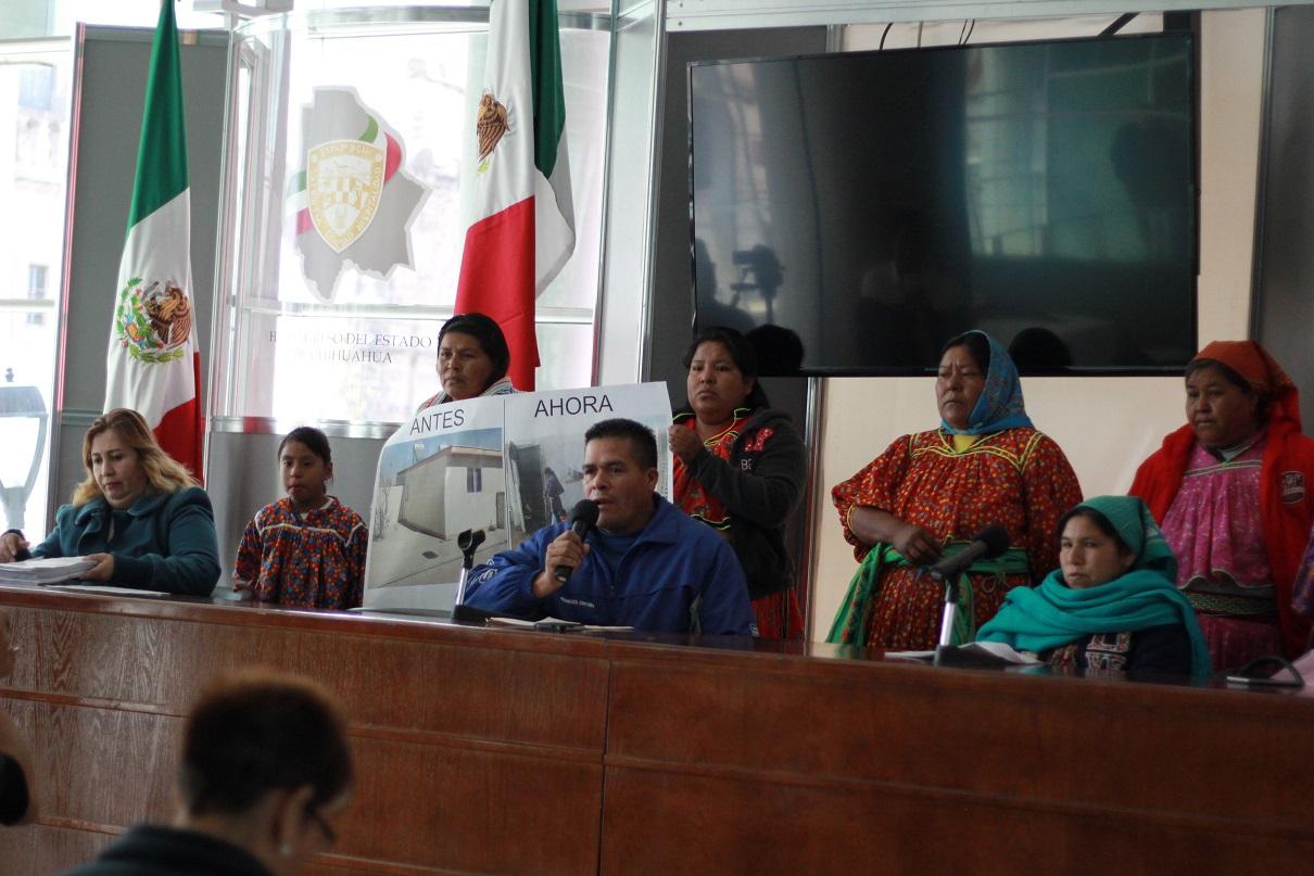 Con amenazas y engaños, desalojan a 37 familias de asentamientos tarahumaras (Chihuahua)