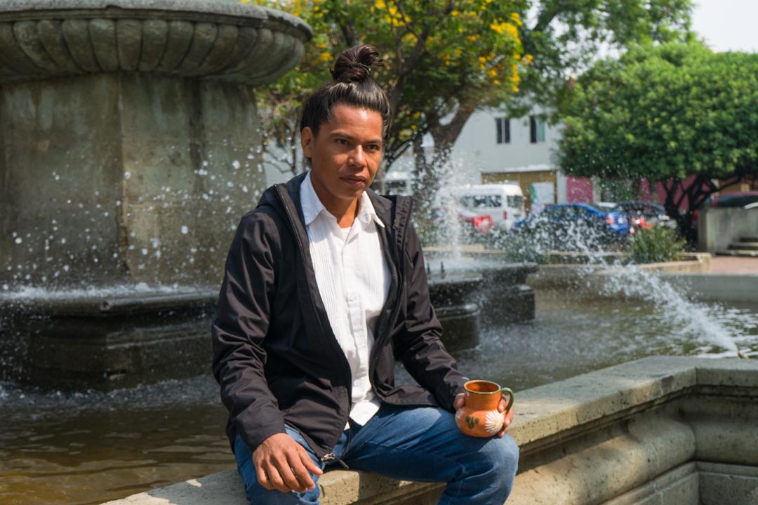 """Búsqueda de personas desaparecidas en México. """"Alguien está mintiendo, o los de la fiscalía, o el presidente de la república"""": Lukas Avendaño (Oaxaca)"""
