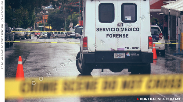 Emergencia forense: la tortuosa búsqueda de los miles de desaparecidos