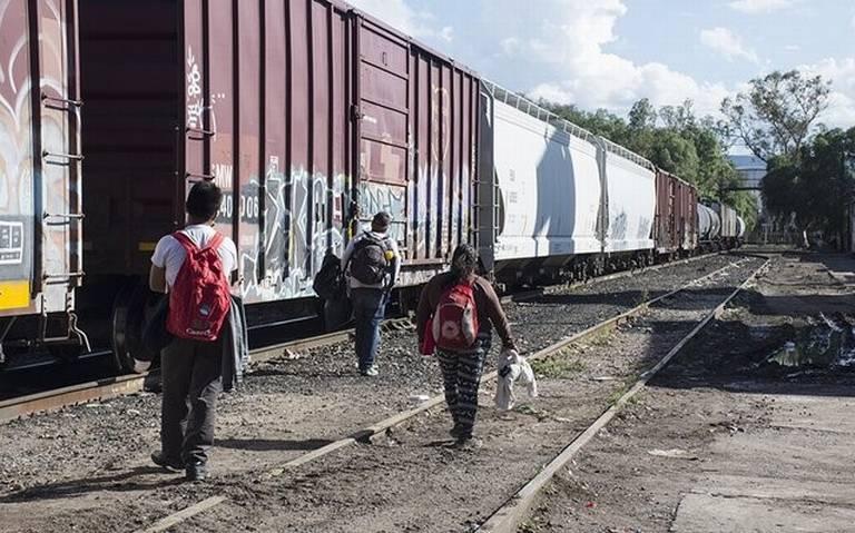 Escala detención de los migrantes