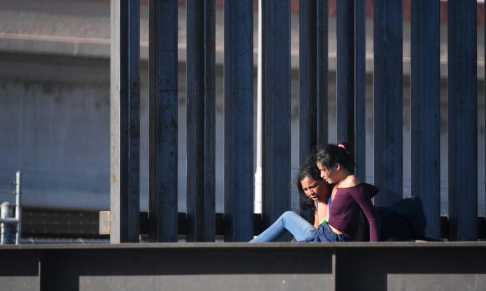 Galería: Migrantes cruzan el río Bravo, desafían a la Guardia Nacional (Chihuahua)