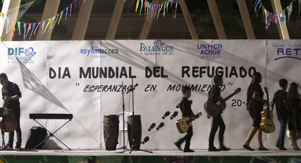 Los refugiados en México: olvidados y pisoteados en su día mundial