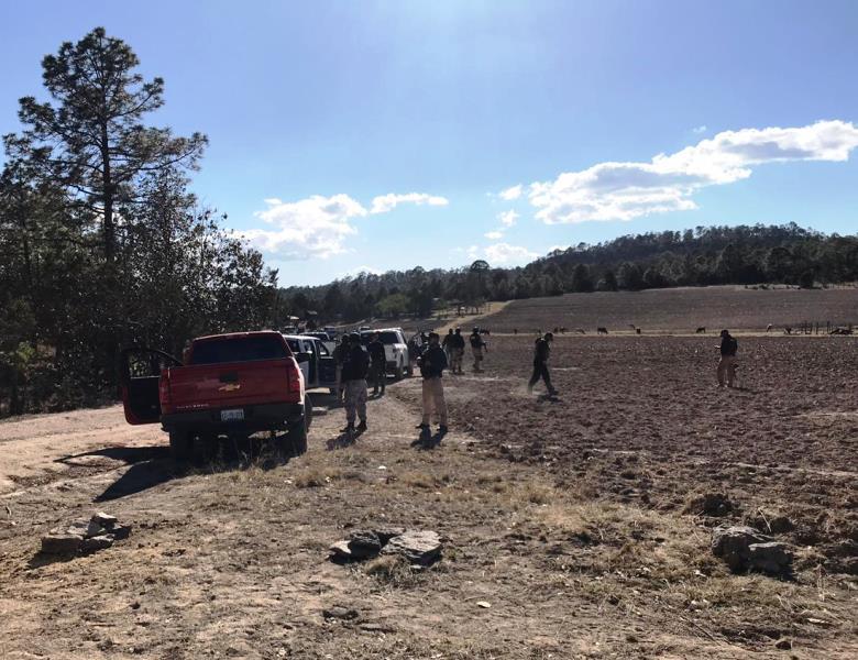 Desplazamiento en la tarahumara: perder la paz, el patrimonio y la identidad (Chihuahua)