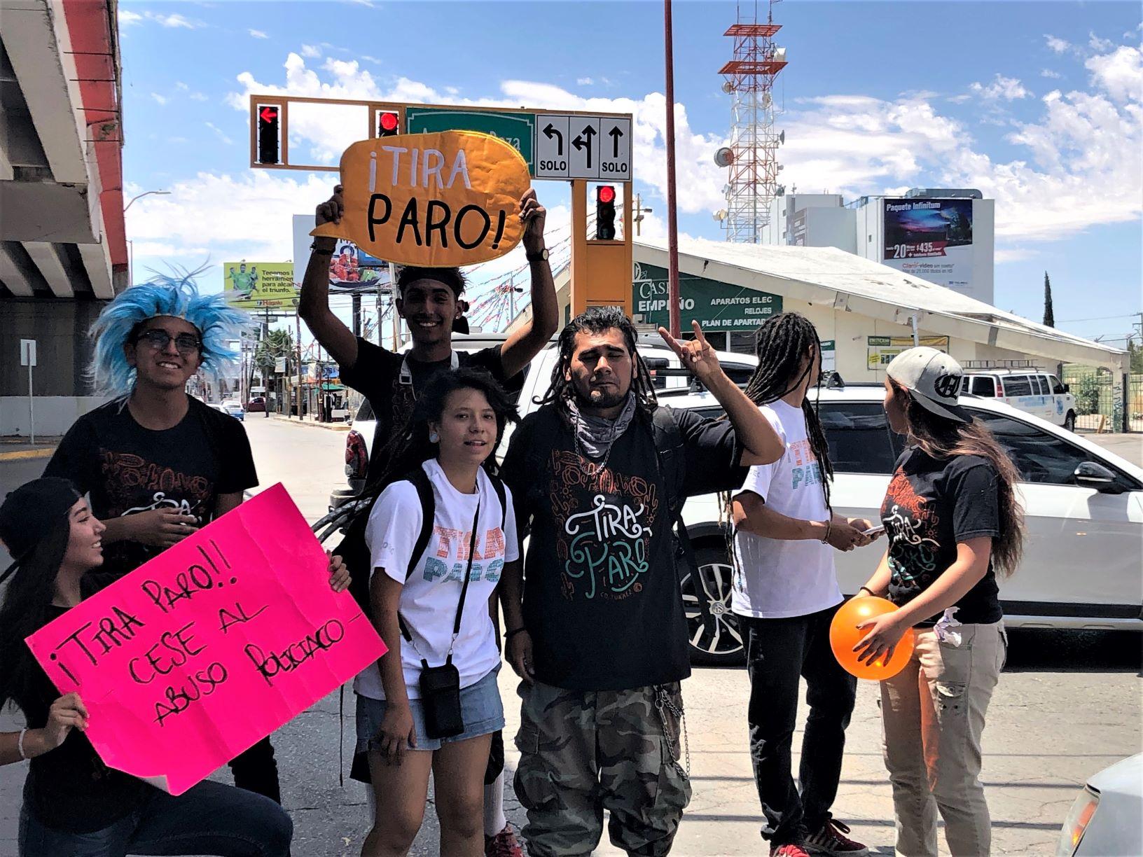 Rastas, tatuajes o apariencia, los motivos de arrestos juveniles en Ciudad Juárez (Chihuahua)