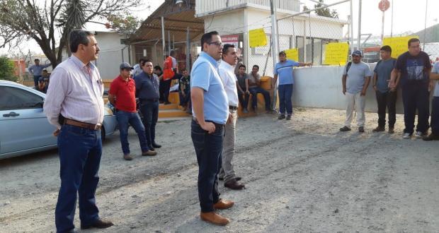 Trabajadores cierran juguera en reclamo de utilidades (Tamaulipas)