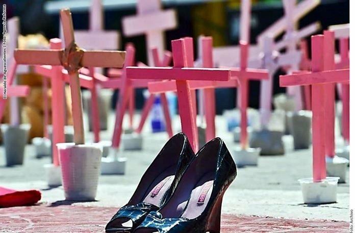 Alarmante posición en ranking de feminicidios (Aguascalientes)