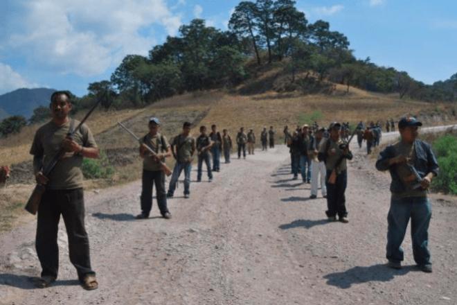 Los narco-paramilitares y el estado contra las defensas comunitarias (Guerrero)