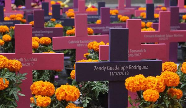 Veracruz, primer lugar nacional en feminicidios