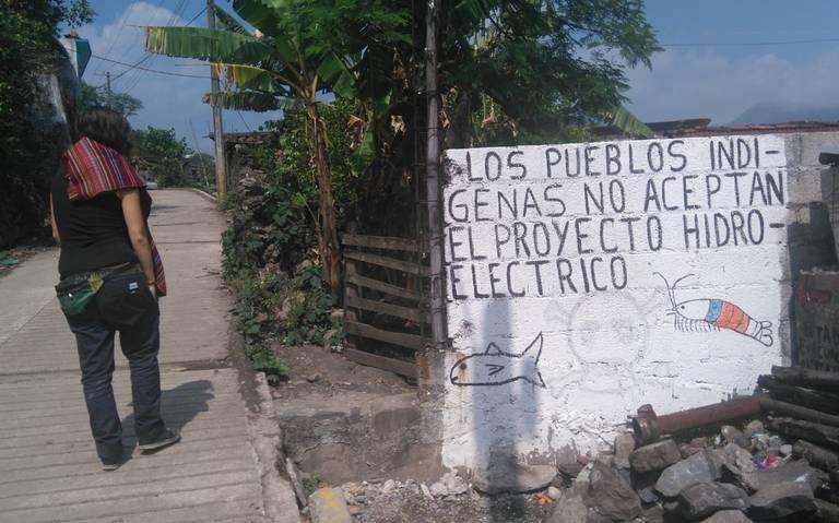 Totonacas rechazan la hidroeléctrica en la Sierra Norte (Puebla)