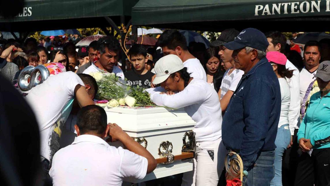 Infancia mutilada: 3 niñas asesinadas en Oaxaca