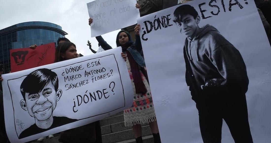 Hubo golpizas y luego drogas en mi sangre. Marco narra a El País su suplicio con policías de Cdmx