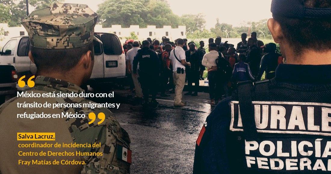 ¿México cedió ante la presión de Trump? Más soldados y captura de migrantes lo confirma: ONGs