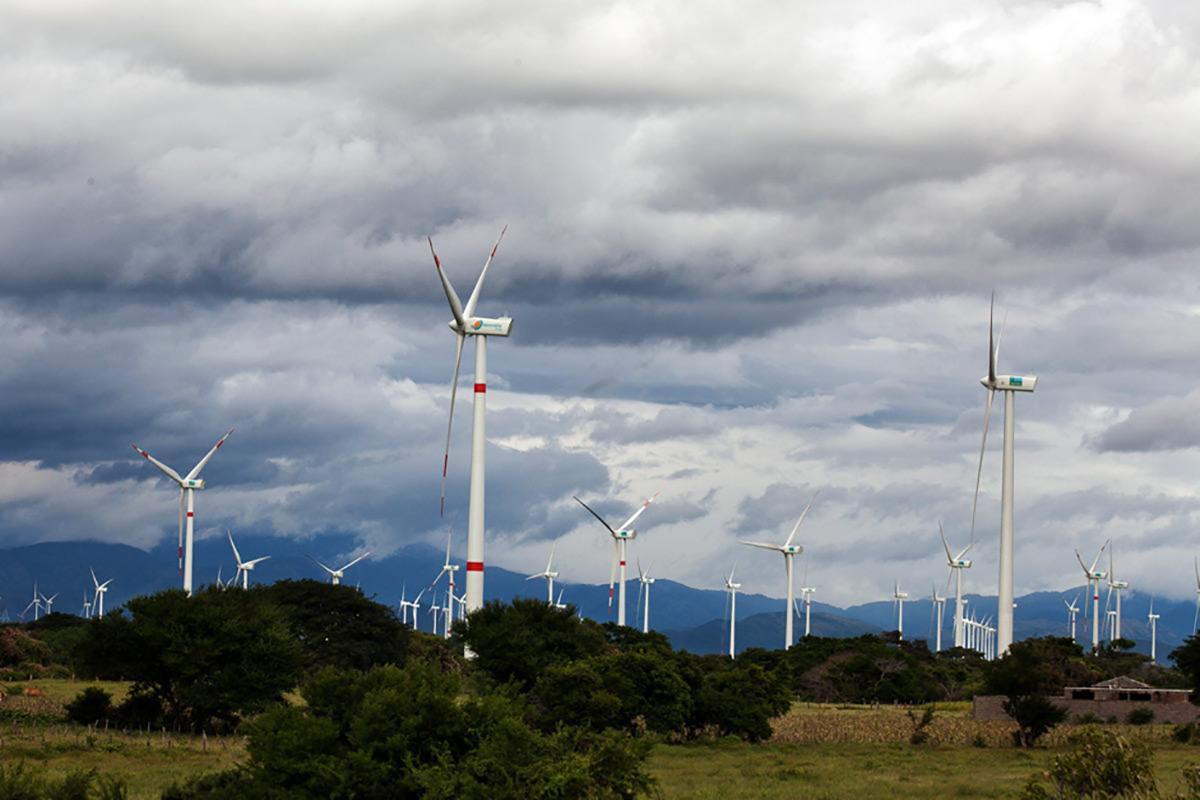 Empresas españolas: El negocio del viento (Oaxaca)