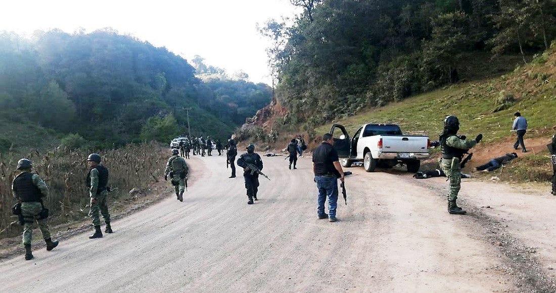 En 5 meses de guerra, Chilapa deja 18 muertos, 14 desaparecidos, un sinfín de familias desplazadas