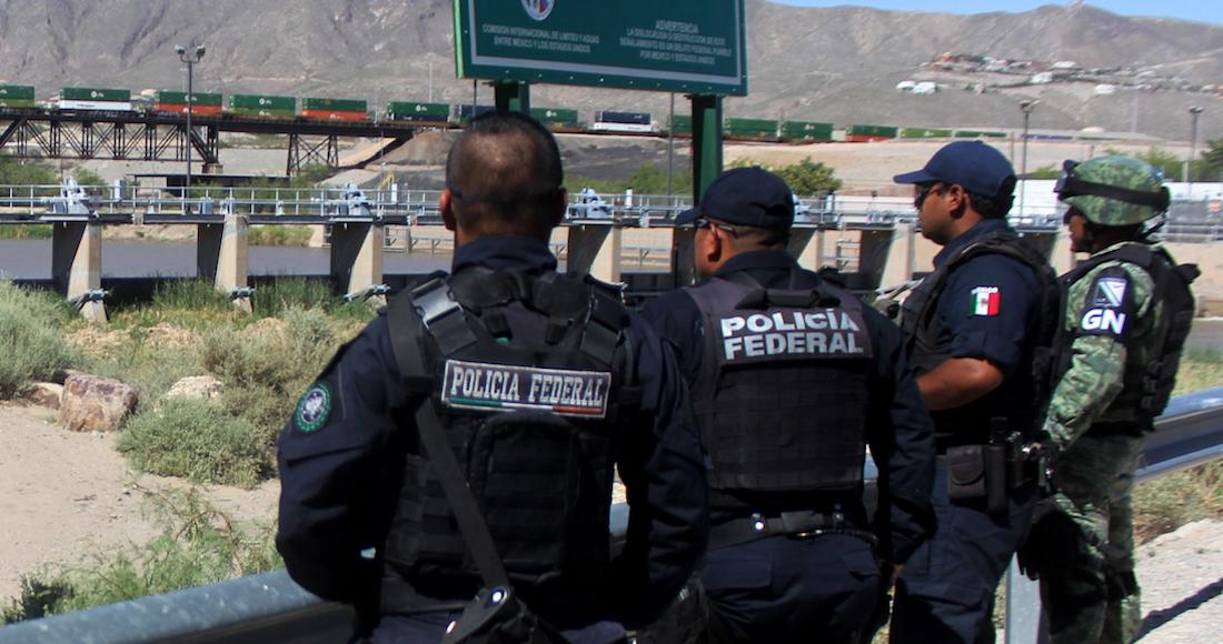 Elementos de la PF operan con grupo criminal que extorsiona y viola a joven hondureña, acusan (Chihuahua)
