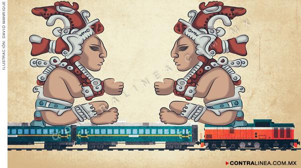 """Lo que esconde el Tren Maya: la """"cuarta transformación"""" de las fronteras mexicanas"""