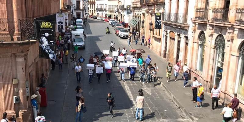 Exigen habitantes de Vetagrande detener actividad minera (Zacatecas)