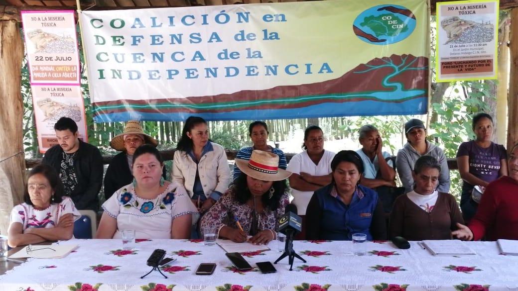 Crece oposición a mina a cielo abierto en Dolores Hidalgo; organizaciones se suman y plantean movilizaciones (Guanajuato)